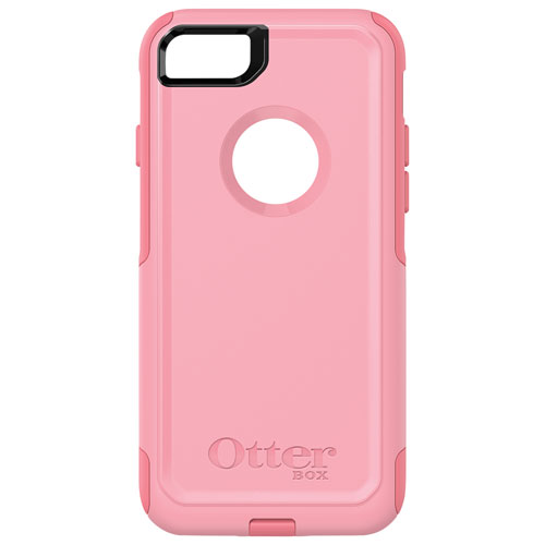 Étui rigide ajusté Commuter d'OtterBox pour iPhone 7/8 - Rose