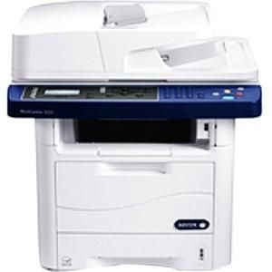 Xerox WorkCentre 3325/DN Laser Multifunction Printer - Monochrome - Plain Paper Print - Desktop