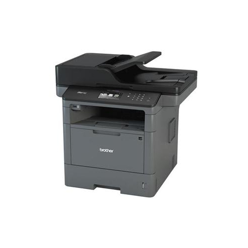 Brother MFC-L5800DW Business Monochrome Wired/Wireless All-In-One Laser Printer - (MFCL5800DW)