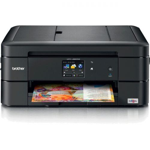 Brother MFC-J680DW Inkjet Multifunction Printer - Color - Photo Print - Desktop