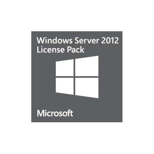 Microsoft Windows Server 2012 - License - 5 Device CAL