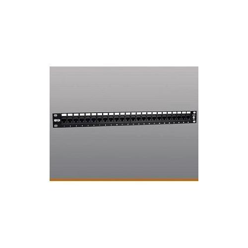 Tripp Lite 24-Port 1U Rackmount Cat5e 110 Patch Panel