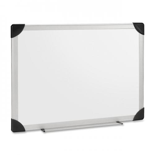 Lorell Aluminum Frame Dry Erase Board