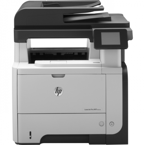 HP LaserJet Pro M521DN Laser Multifunction Printer - Monochrome - Plain Paper Print - Desktop