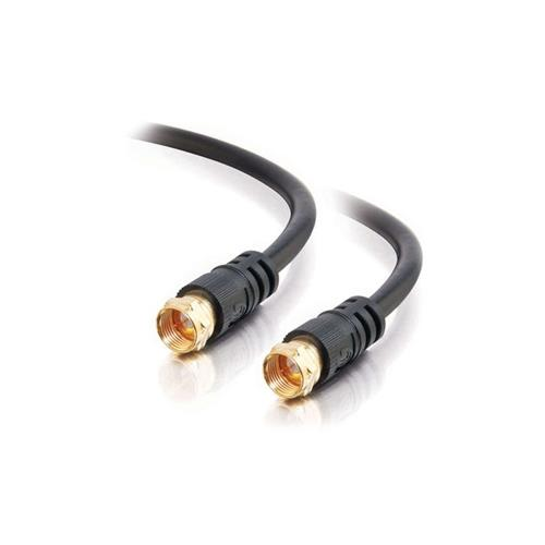 C2G 3ft Value Series F-Type RG59 Composite Audio/Video Cable