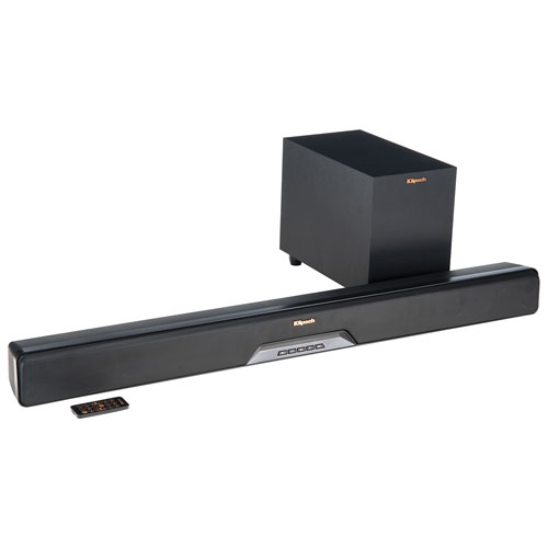 Klipsch Reference RSB-6 210-Watt Sound Bar with 6.5