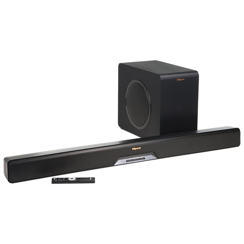 Klipsch Reference RSB-14 250-Watt Sound Bar with 8