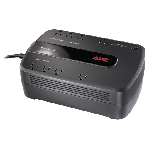 APC Back-UPS 650, Canada