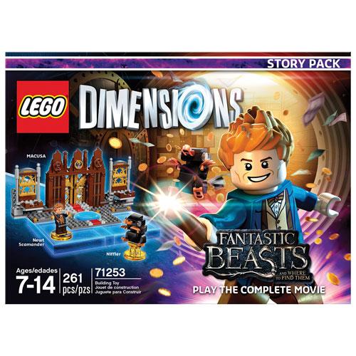 LEGO Dimensions Pack Histoire Les animaux fantastiques