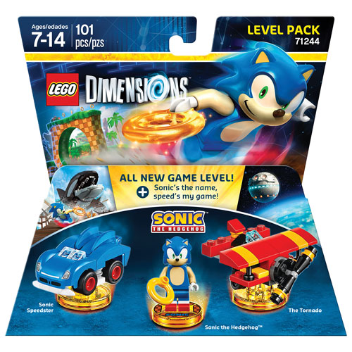LEGO Dimensions Pack Aventure Sonic