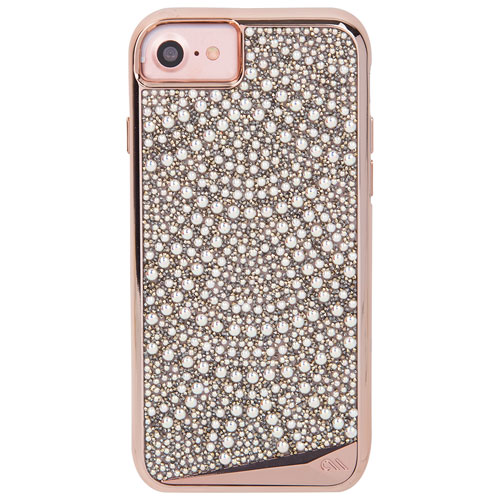 Case-Mate Brilliance Tough iPhone 7/8 Fitted Hard Shell Case - Lace