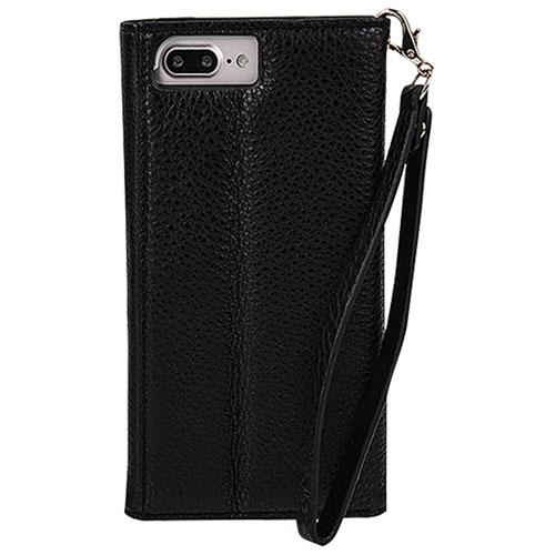 Case-Mate iPhone 7/8 Wristlet Case - Black