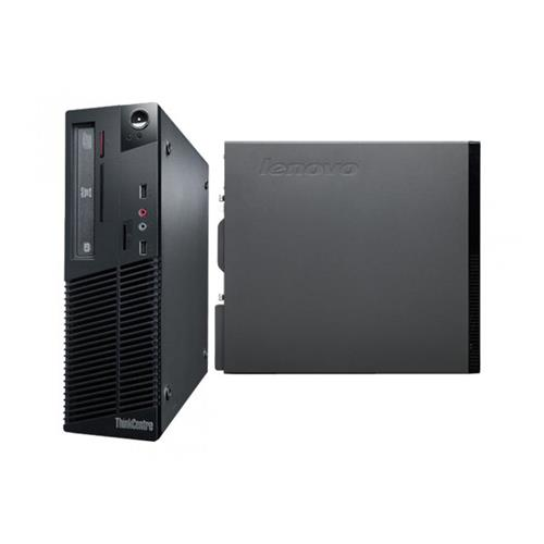 Lenovo M77 SFF, AMD Dual Core -3.0 GHZ, 12GB Memory, 2TB Hard Drive, DVDRW, Windows 10 Home,Refurbished