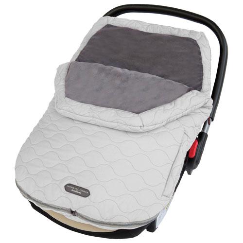 JJ Cole Urban Bundleme Infant Car Seat Weather Shield - Graphite