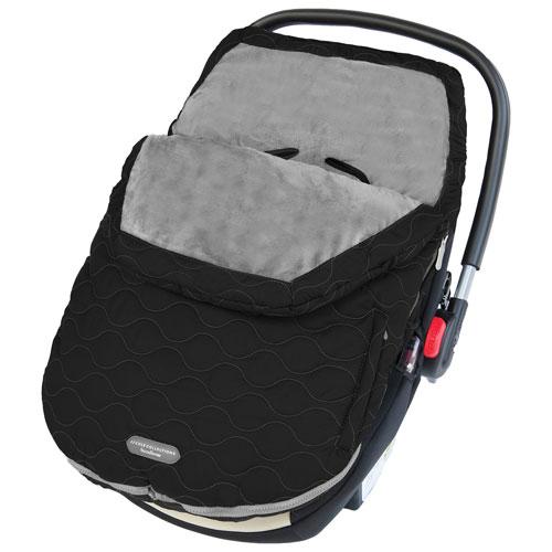 JJ Cole Urban Bundleme Infant Car Seat Weather Shield - Dark Grey
