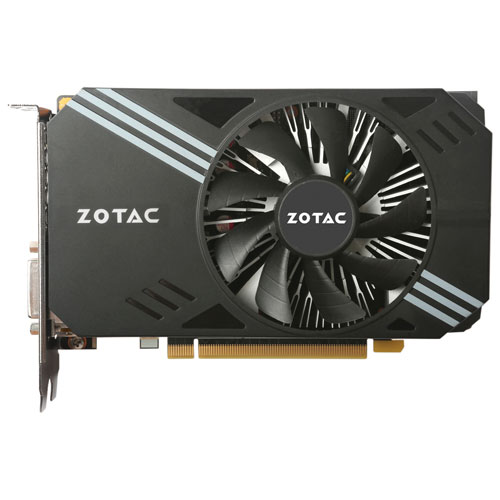 ZOTAC GeForce GTX 1060 Mini 6GB GDDR5 Video Card