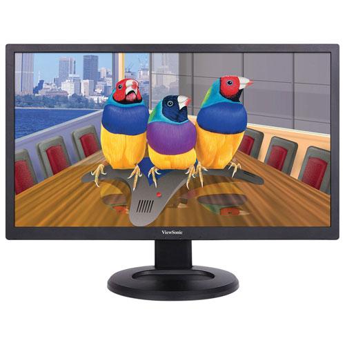 Moniteur DEL TN UHD 4K 2 ms 28 po de ViewSonic (VG2860MHL-4K) - Noir