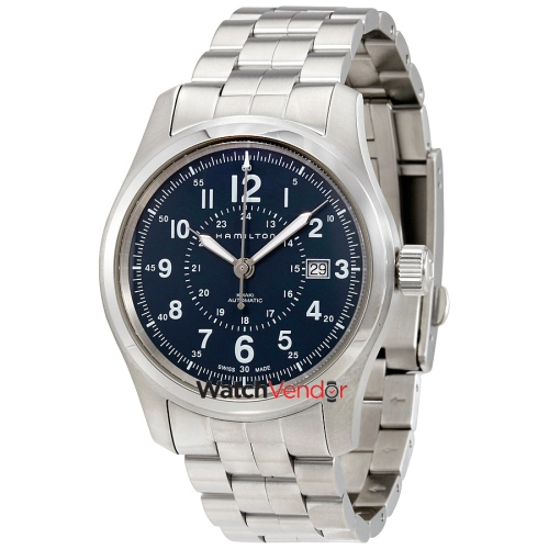 65cd39f2a16c Hamilton Khaki Field Automatic Men s Watch H70605143   Men s Watches ...