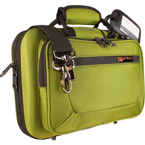 Bb Clarinet PRO PAC Case - Slimline, Green Tea