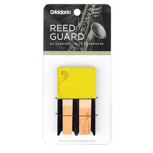 D'Addario Reed Guard - Small, Yellow
