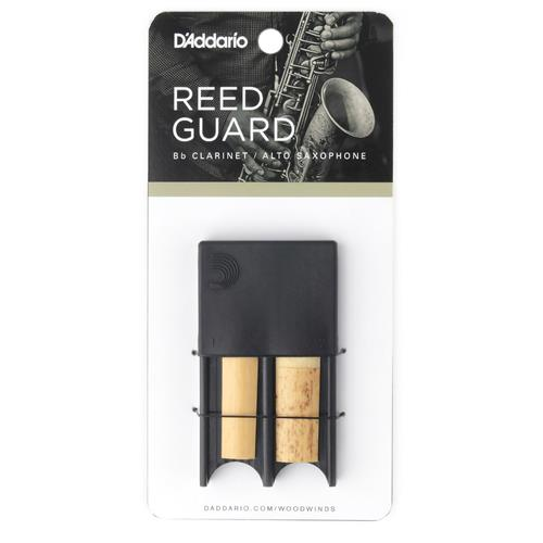 D'Addario Reed Guard - Small, Black