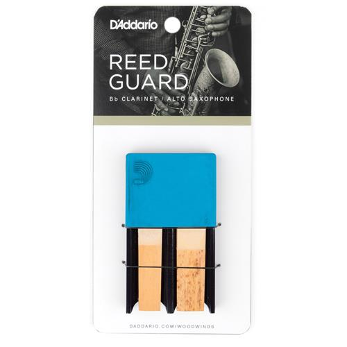 D'Addario Reed Guard - Small, Blue
