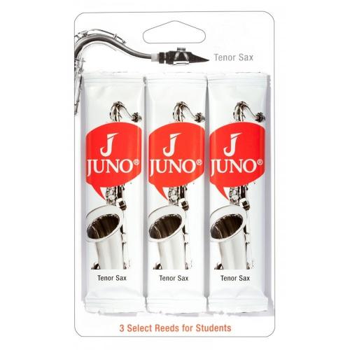 Juno Tenor Saxophone Reeds - 2 1/2, 3 Pack