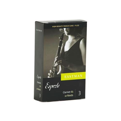 Esperto Bb Clarinet Reeds - #3, 10 Box