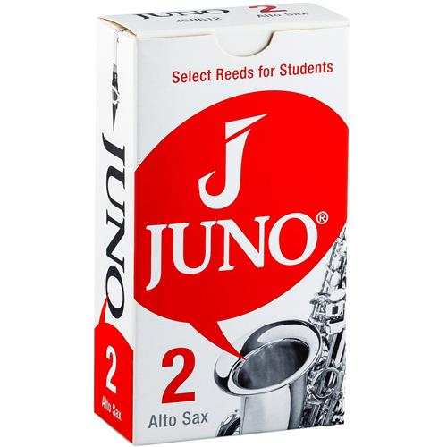 Juno Alto Saxophone Reeds - 2, 25 Box