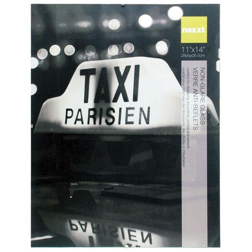 Cadre à pince de 11 x 14 po de Nexxt - Paquet de 24 - Transparent