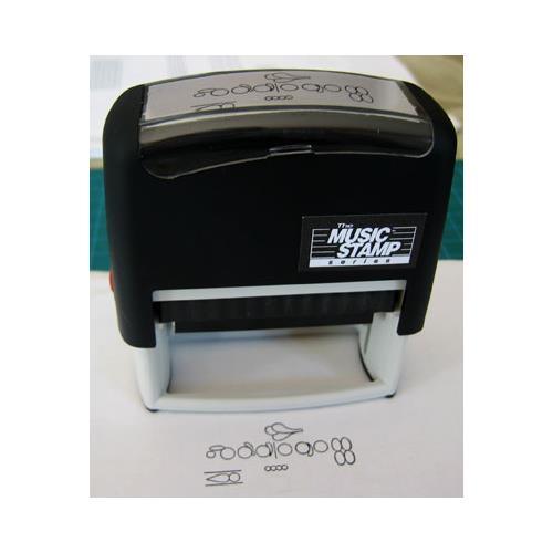 The Music Stamp MSSB-C Clarinet Stamp