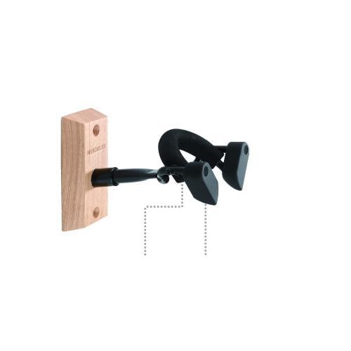 Hercules Auto Grip System Violin / Viola Hanger - Wood Base
