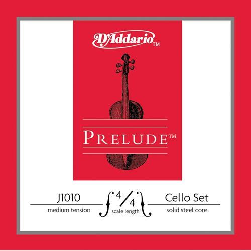 Strings Cello Prelude 4/4 set coiled