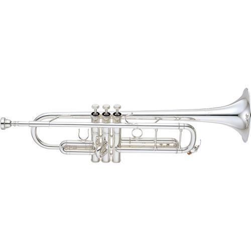 Yamaha YTR-9335CHS Xeno Artist Model Trumpet - Silver