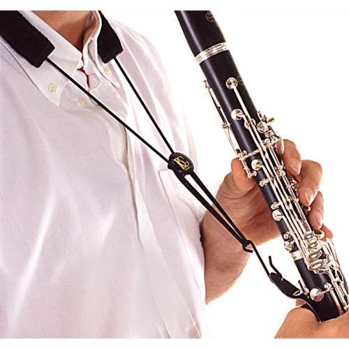 BG France C20W Elastic Bb Clarinet Strap