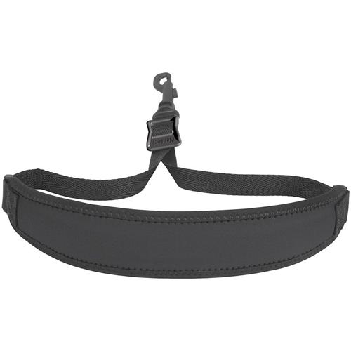 Neotech Classic Saxophone Strap - Regular Swivel Hook, Black
