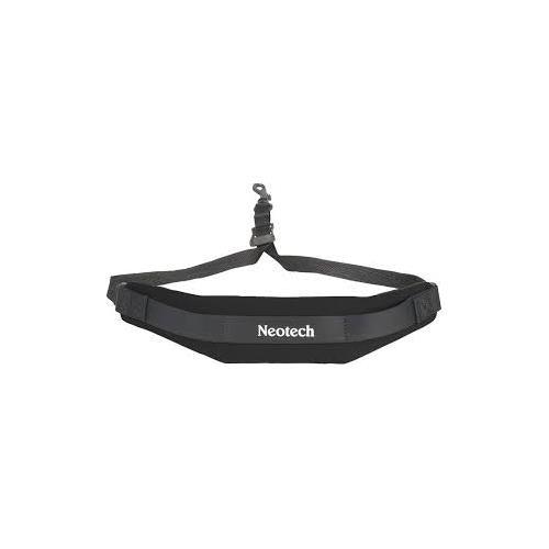 Neotech Soft Saxophone Strap with Swivel Hook - X-Large - Black