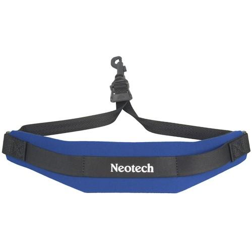 Neotech Soft Saxophone Strap with Swivel Hook - Royal Blue