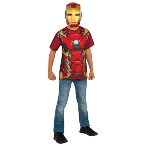 Marvel Comics Top and Mask Kids Costume - Iron Man - 5 to 7 Years  Baby u0026 Kids Costumes - Best Buy Canada  sc 1 st  Best Buy Canada & Marvel Comics Top and Mask Kids Costume - Iron Man - 5 to 7 Years ...