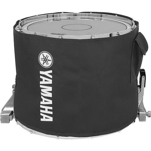 """Cover Marching Snare Yamaha SNC13 13"""" Black"""