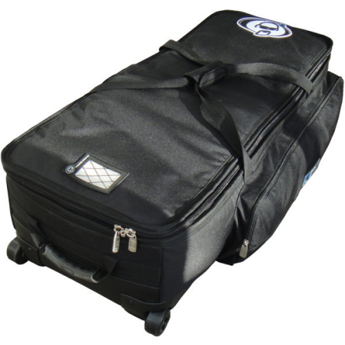 "Protection Racket PR5047W 47""x14""x14"" Hardware Gig Bag with Wheels"