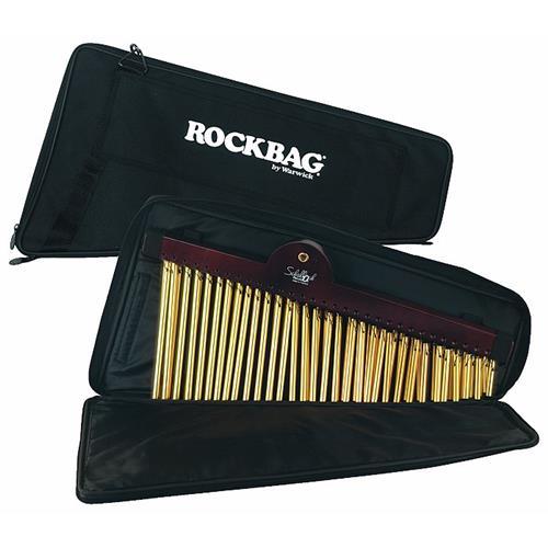 Gig Bag Chimes RockBag Deluxe 25/50 Bars - Black