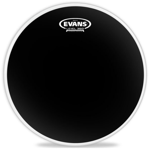 Evans B08ONX2 2-Ply Coated Onyx Tom Head - 8""