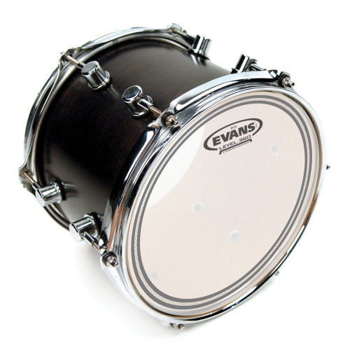 """Evans B14EC2S 14"""" EC2 Frosted Snare/Tom/Timbale"""