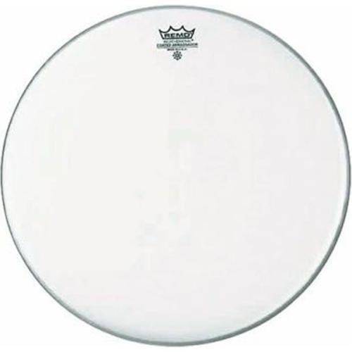 "Remo Ambassador Clear Drumhead - 10"""