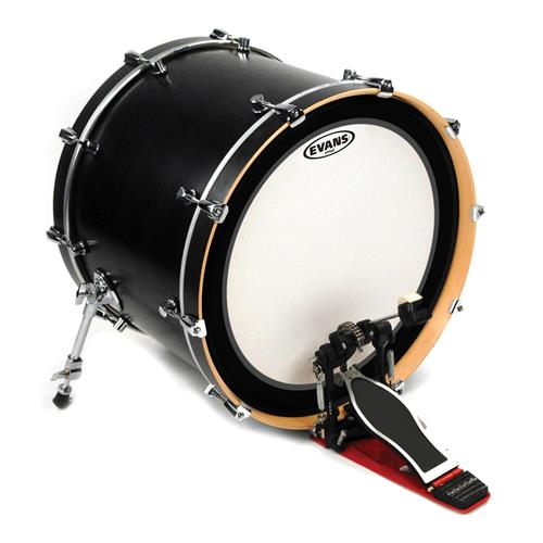 """EMAD Coated Bass Drumhead - 22"""""""