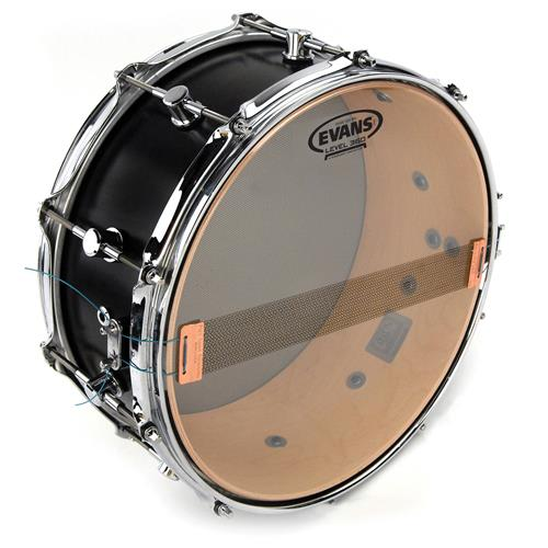 """Evans S13H30 13"""" Clear 300 Snare Side Drumhead"""