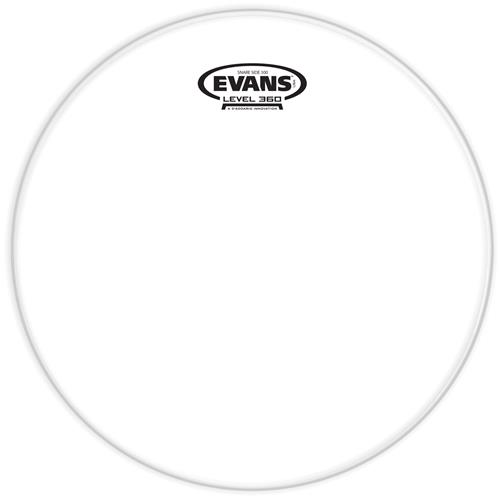 "Evans S14H30 14"" Clear 300 Snare Side Drumhead"