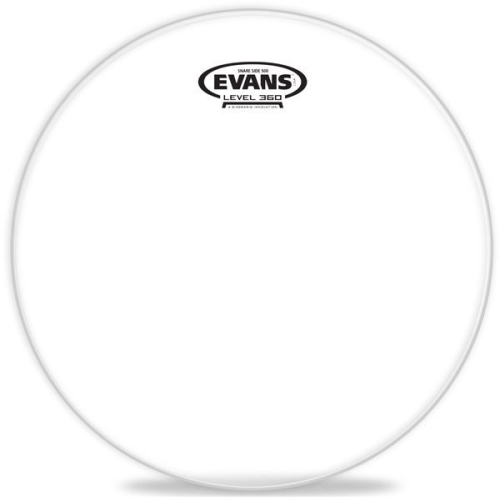 Evans S14R50 Clear 500 Snare Side Head - 14""