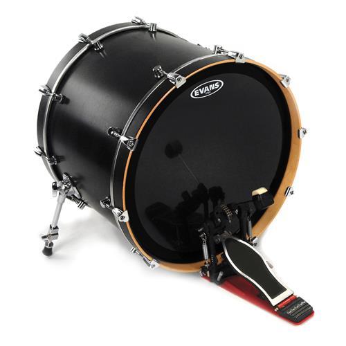 "Evans BD22EMADONX 22"" EMAD ONYX Bass Drumhead"